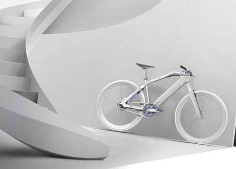 Sports Car-Inspired E-Bikes - Pininfarina's E-Voluzione is Based on Its Experience with Ferrari