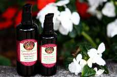 Organic Geisha-Inspired Cosmetics - Rosa y Fruta's Natural Skincare Range is Made With Camellia Oil