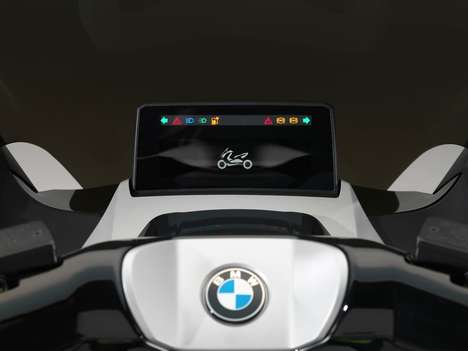 Range-Roving E-Scooters - The BMW Long Range E-Scooter Can Travel Further On a Full Battery