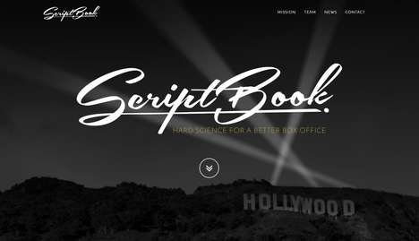Script-Assessing Software - 'ScriptBook' Does the Work of Script Readers Automatically