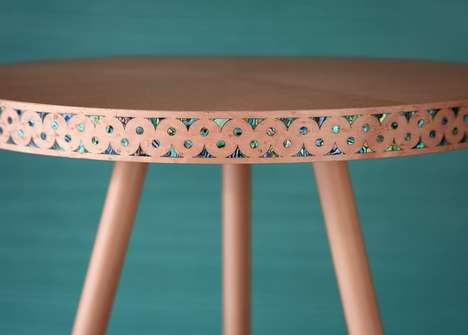 Islamic-Influenced Furniture - This New Furniture Collection is Inspired By Omani Design Traditions