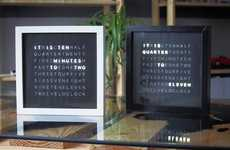 Statement-Display Clocks