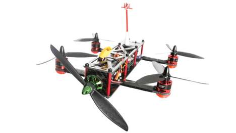 Breakneck Racing Drones - The xCraft Rogue Drone Can Fly At 100 Miles Per Hour