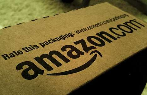 Tightly Packed Delivery Boxes - Amazon is Trying to Reduce Waste by Using Tighter-Fit Boxes