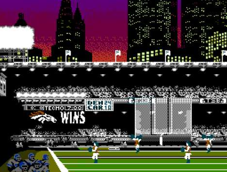 Updated Retro Sports Games - TecmoBowl.org Updated Tecmo Super Bowl for NES with 2016 NFL Rosters