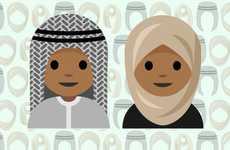 Cultural Emoji Concepts - Rayouf Alhumedhi Designed an Idea for a Hijab Emoji