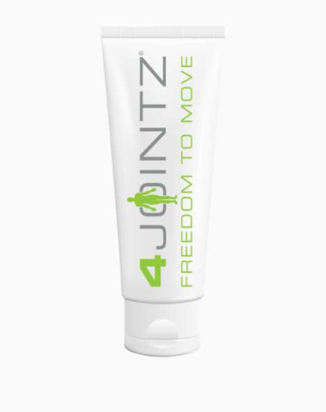 Botanical Pain-Relief Creams - The 4Jointz Cream Helps Relieve Osteoarthritis and Joint Pain