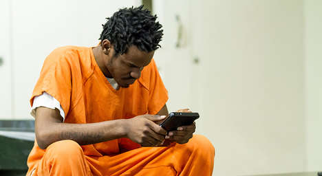 Prison Education Tablets - Edovo Uses Specially Designed Tablets to Educate the Incarcerated