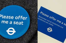 This TfL Badge and Card Campaign Support Those With Hidden Disabilities