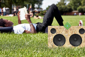 The Vamp Can Now Be Used to Create a Portable Bluetooth Stereo System