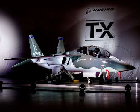 Immersive Training Aircraft - The T-X Aircraft Will Help Prepare Next-Generation Pilots For War