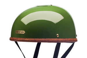 The Hedon Cortex Helmets Draw Inspiration from a Retro Aesthetic