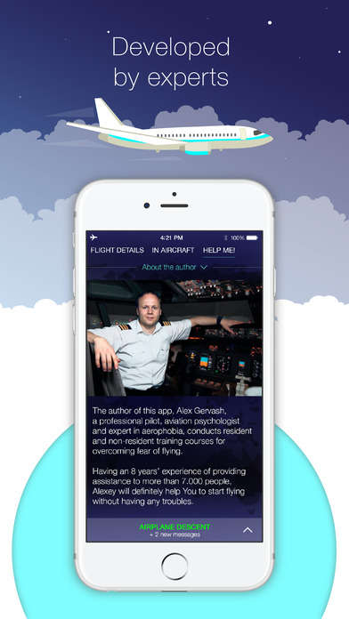 Aerophobia-Assuaging Apps - The SkyGury App Treats Flyer Aerophobia By 'Talking' To Users