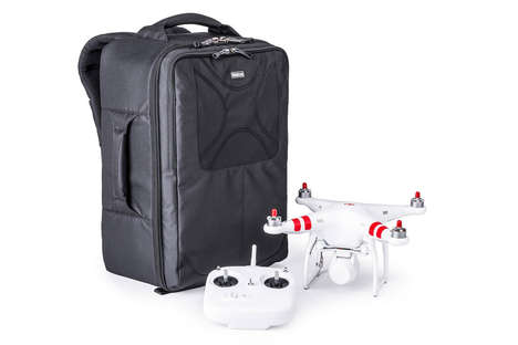 Drone Transport Baggage - Think Tank Photo's New Bags are Designed to Carry Drones on Flights