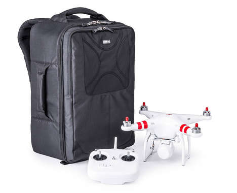 Drone Transport Baggage