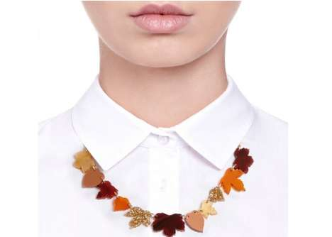 Autumnal Statement Jewelry - These Tatty Devine Accessories are a Fun Take on Changing Seasons