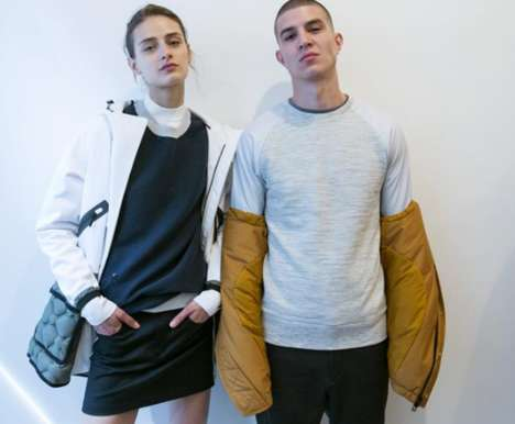 Urban Millennial Clothing Collections - The New Under Armour Collection Will Be Debuted at NYFW