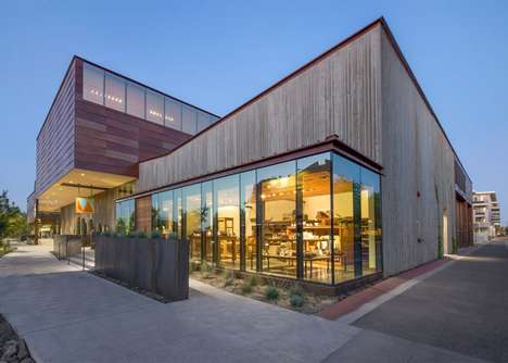 All-American Museum Buildings - The Museum of the West Pays Homage to the American West's Landscape