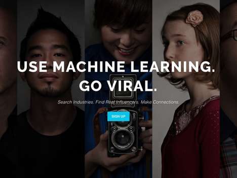 Intelligent Influencer Tools - Sapie Space Uses Machine Learning to Find Social Influencers