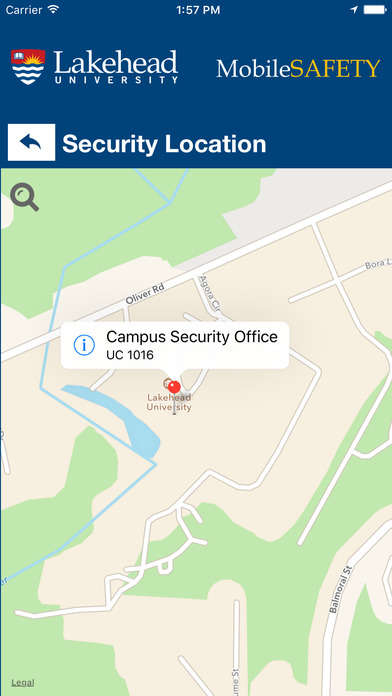 Comprehensive Campus Safety Apps - This App Helps University Students Access Security Services