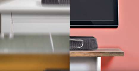 Miniature Sound Bars - The MagniFi Mini Sound Bar Offers Balanced Audio and Easy Connectivity