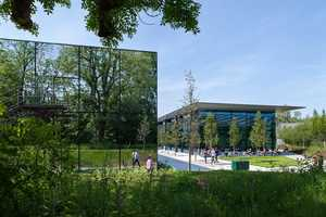 The New Dyson Buildings are Futuristic and Secretive