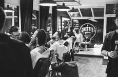 Contemporary Men's Barbershops