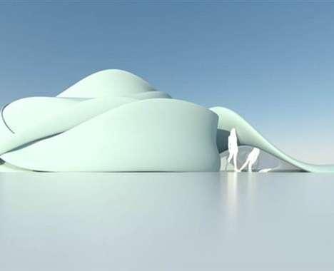 Sustainable 3D-Printed Buildings