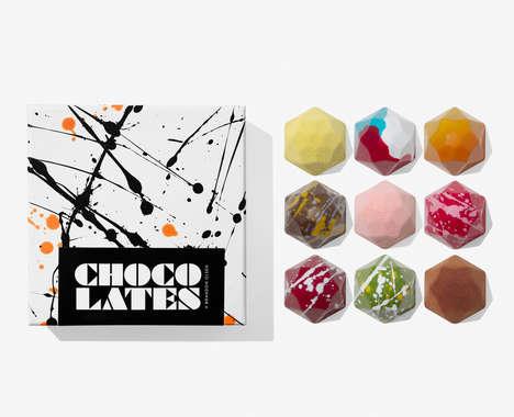 Artistic Chocolate Shops