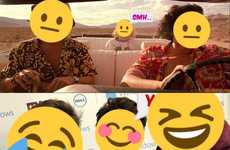 Face-Replacing Emoji Bots - 'Tweet Me 4 Moji' Replaces Faces in Pictures with Corresponding Emojis