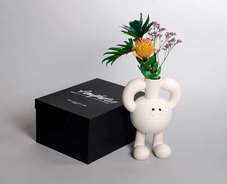 Collectible Character Vases