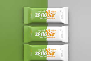 The Zeno-Bar Healthy Bars are a Focused on Natural Benefits