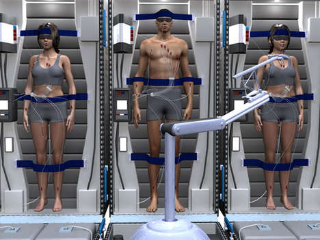 Static Space Transportation Techniques - SpaceWorks will Put People into Torpor for Mars Missions
