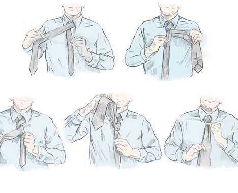 Illustrated Shirt Guides