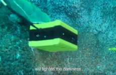 Livestreaming Underwater Drones