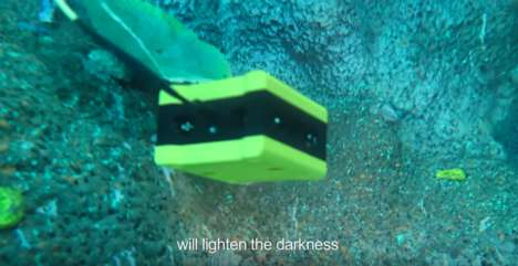 Livestreaming Underwater Drones - This Drone's 4K Camera Transmits High-Quality Video In Real Time