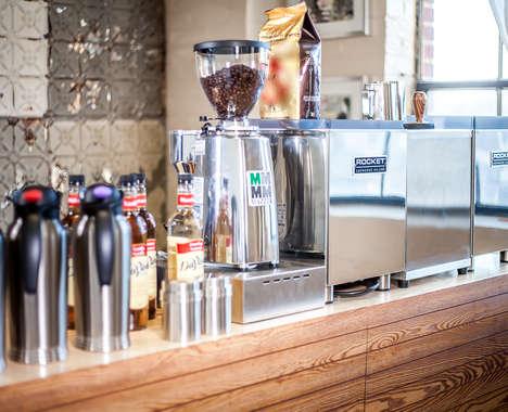 Mobile Espresso Bars