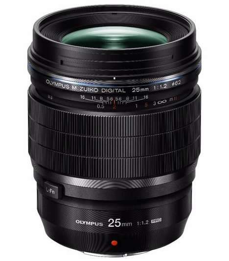 Hyper-Focused Camera Lenses - This DSLR Camera Lens Allows For Ultra-Near Captures at High Speeds