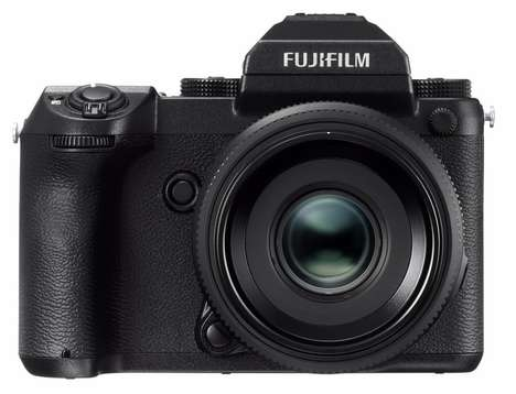 Masterful Mirrorless Cameras - The Fujifilm GFX 50S Offers Quality Medium Format Photography