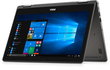 Powerful Convertible Laptops - These New Dell Laptops Offer Top-Notch Processing Power
