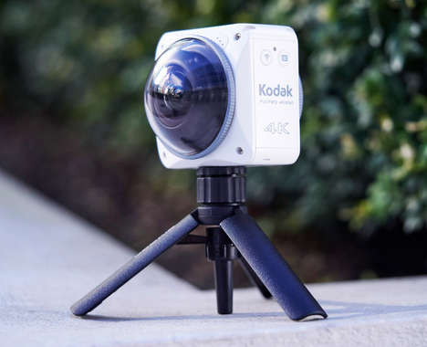 VR-Ready 4K Cameras