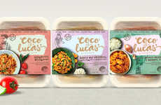 Rustic Frozen Meals - These Healthy Frozen Foods Offer a Range of Cuisines