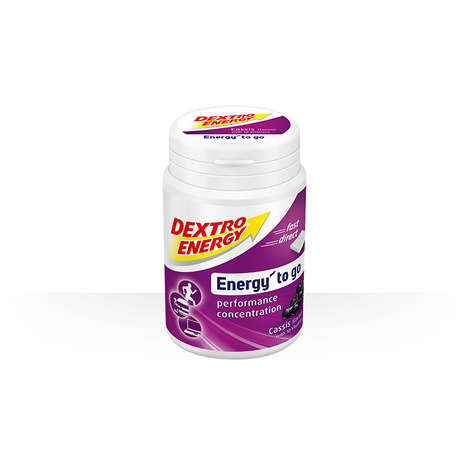 Vitamin-Enriched Energy Tablets - The Dextro Energy 'Energy to Go' Tablets Offer a Delicious Boost