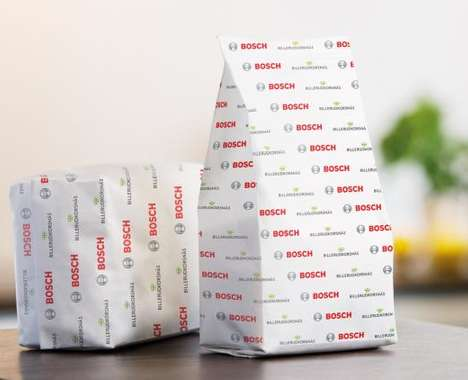 All-Paper Packaging Systems
