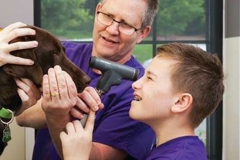 Aspirational Veterinarian Training Programs - The 'Vet Set Go' Veterinary Program is Tween-Focused