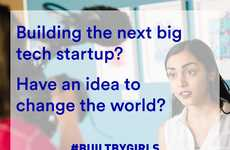 The 'Built By Girls' Challenge Helps Teens Explore Their Ideas