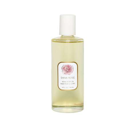 Amorous Body Serums - The Venus Amber Body Oil is Infused With Rose Quartz and Inspired by Aphrodite