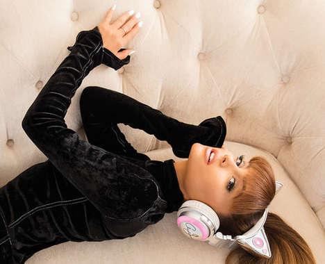 Celebrity-Endorsed Headphones