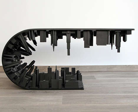 City Skyline Coffee Tables