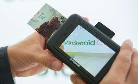 Compact Touchscreen Cameras - The Polaroid Snap Touch Comes With a Variety Of Photography Modes
